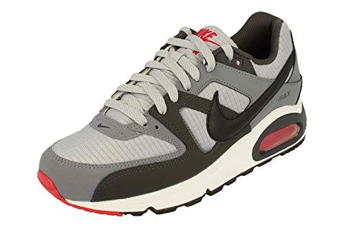Nike Air Max Command Uomo Running Trainers 397689 Sneakers Scarpe (UK 7 US 8 EU 41, Wolf Grey Black Cool Grey 076)