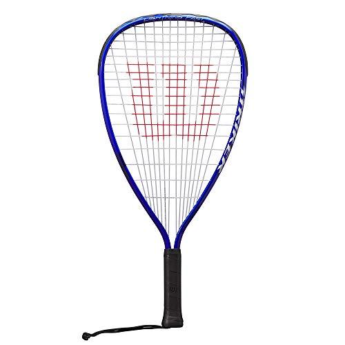 Wilson Striker Racquetball Racquet Red, 3.625
