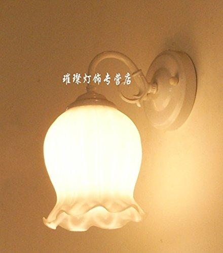 Lámpara De Pared Aplique De Pared Iluminacion De Pared Creativo Moderno Dormitorio Infantil Europeo Lámpara De Noche Pasillo Balcón Lámpara De Pared Simple Baño Espejo Faros Luz De La Escalera