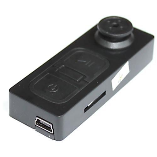 Verstecke Kamera / Knopflochkamera, zum Anbringen an Knopflöcher an Kleidungsstücken