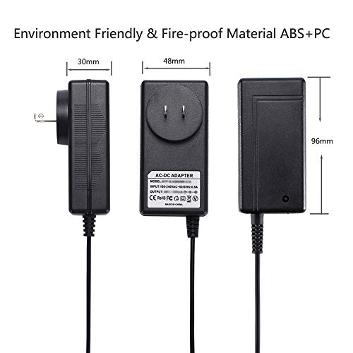 DEYF Replacement 23V 400ma Constant Current Battery Charger Power Supply for Qualcast Cordless Hedge Trimmer Garden Strimmer SH-18V400, CL GT 1825D CLGT1825D