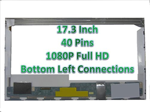 """Price comparison product image Asus G73 Replacement LAPTOP LCD Screen 17.3"""" Full-HD LED DIODE (Substitute Replacement LCD Screen Only. Not a Laptop ) (NON 3D N173HGE-L21 HSD173PUW1)"""