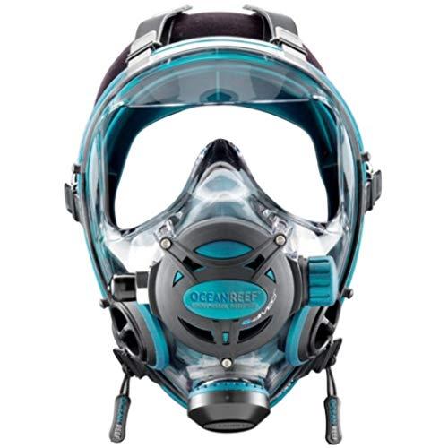 OCEAN REEF G. Divers IDM Mask Medium/Large Emerald