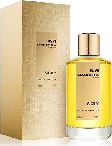 100% Authentic MANCERA Sicily Eau de Perfume 120ml Made in France + 2 Mancera Samples + 30ml Skincare