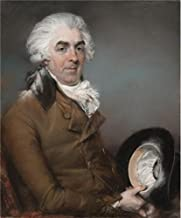 'Portrait Of George De Ligne Gregory, 1793 By John Russell' Oil Painting, 20x24 Inch / 51x61 Cm ,printed On High Quality Polyster Canvas ,this High Resolution Art Decorative Prints On Canvas Is Perfectly Suitalbe For Bar Decoration And Home Decoration And Gifts