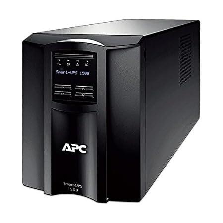 APC(エーピーシー) 無停電電源装置 UPS ラインインタラクティブ給電 長寿命バッテリー 正弦波 1年保証 SMT1500J E