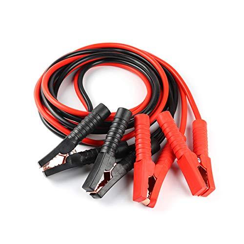 JJOnlineStoreStarthilfekabel,4m, 800A, Motorüberbrückung, für PKW, Kleinbusse, LKW, in Tasche mit Tragegriff, rot und schwarz