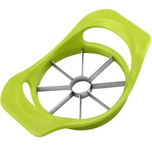 Starchef Apple Fruit Cutter,Slicer,Divider,Corer,Wedger,Stainless Steel,Slicer...