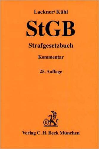 Strafgesetzbuch: Rechtsstand: 20040401