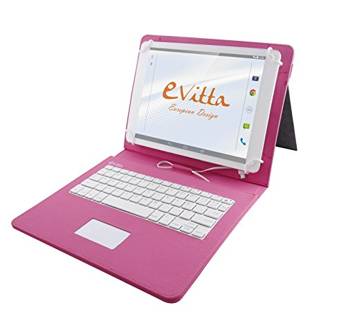 E-Vitta Keytab - Funda Teclado Tablet 10.1