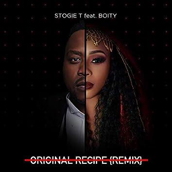 Original Recipe (feat. Boity) [Remix]