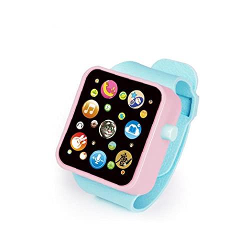 Story Telling Relojes Toy Toy Watch Educación infantil Canto del reloj del regalo para los accesorios de chicas