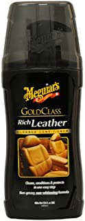 Meguiars Gold Class Rich Leather Cleaner/Conditioner Gel G17914