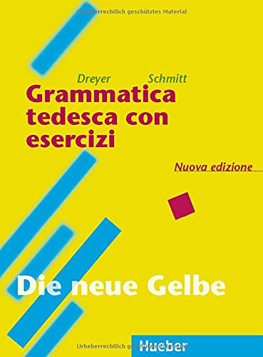 Lehr- und Übungsbuch der deutschen Grammatik / Grammatica tedesca con esercizi. Italienisch-deutsch [Lingua tedesca]