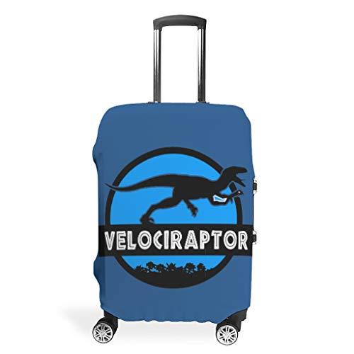 Jurassic World - Funda protectora para maleta de viaje (apta para maleta de 28 a 32 pulgadas)