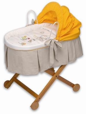 Bright Brands Sportsgoods 27301-La Ferja 01-Blanco 2012 Nacelle pour enfant