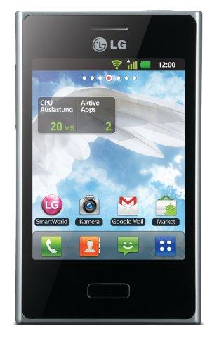 LG Optimus L3 (E400) - Smartphone libre Android (pantalla 3.2