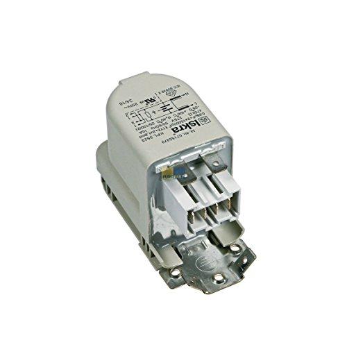 Miele 7516770 ORIGINAL Entstörschutz Entstörfilter Kondensator 0,68µF + 2x15000pF X1Y2+2x1,8mH 470kOhm Waschmaschine
