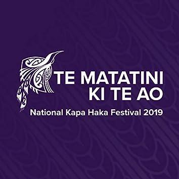 Te Matatini Ki Te Ao