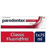 Pasta dentífrica sin fluoruro Parodontax, 1 x 75 ml, para plagas de encías