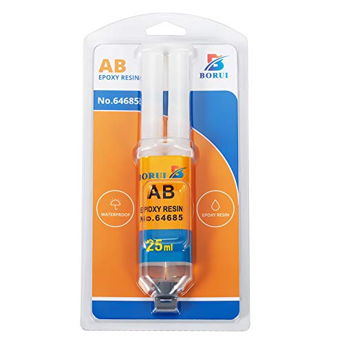 Borui Trading 2 Part Epoxy Dries Clear - 25ml