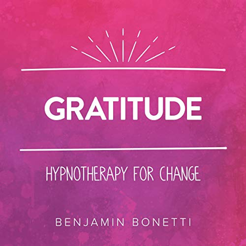 Gratitude - Hypnotherapy For Change cover art