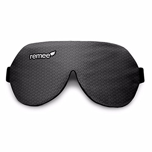 5 Color for Choose / 1 Pieces Smart Remee Lucid Dream Mask Dream Machine Maker Remee Remy Patch Dreams Masks Inception Lucid Dream Control (Black)