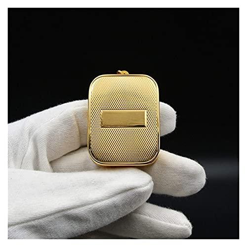 ykw Caja de música en Relieve Limitada Cajas de música mecánicas Caja Musical Colgante Aleación Chapado en Oro