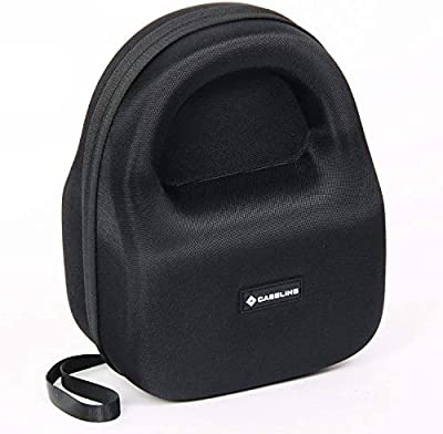 Caseling Hard Case Fits 3m Worktunes Connect Hearing Protector with Technology | 3m radio headphone | Carrying Storage Travel Bag Protective Pouch