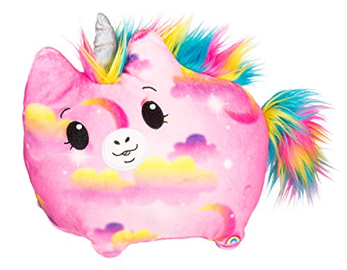 Pikmi Pops Jelly Dreams - Unicorn - Collectible 11' LED Light Up Glowing Plush Toy