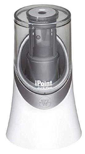 Spitzmaschine iPoint weiß WESTCOTT E-55031 00 Evolution