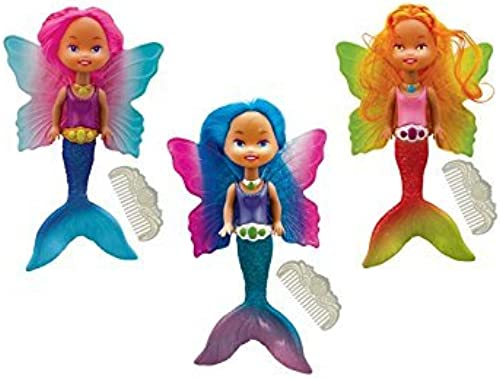 SwimWays Fairy Tails Mermaid Water Doll (Farbes May Vary) by SwimWays