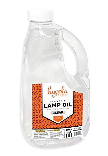 Liquid Paraffin Lamp Oil - 2 Liter (67.6 oz) - Clear Smokeless, Odorless, Ultra Clean Burning Fuel f - http://coolthings.us