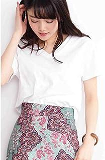 エヌ ナチュラルビューティーベーシック(N.Natural Beauty Basic*) ベーシックTシャツ Vネック