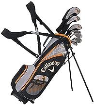 Callaway Boys XJ Hot Junior Kids Golf Club Set