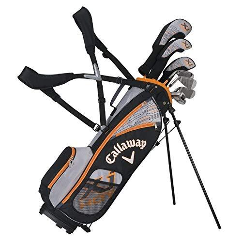 Callaway Boys XJ Hot Junior Kids Golf Club  Set, Right Hand, 9-12 Years Old