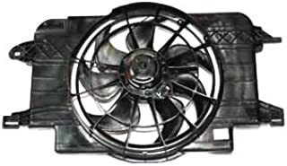 TYC 620390 Saturn S Series Replacement Radiator/Condenser Cooling Fan Assembly