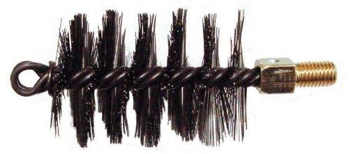 Scovolo in acciaio con attacco filettato 12 MA per tubi stufa Ø 60 mm