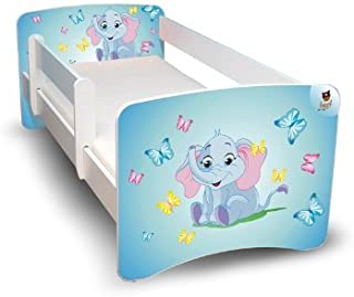 Best For Kids Children s Bed Youth bed 80x180 with escape protection design
