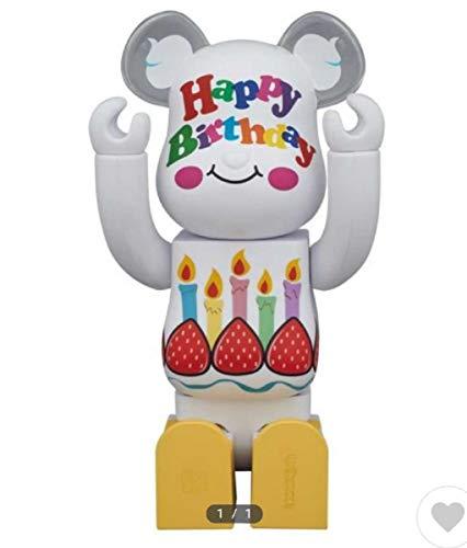ベアブリック 400% 誕生日 birthday BE@RBRICK MEDICOMTOY 2G 着ぐるみ 千秋 BASQUIAT bape mika kaws
