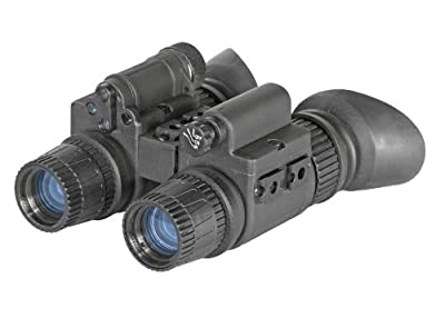 Armasight N-15 Ghost Compact Dual Tube Night Vision Goggle Gen 3 Ghost White Phosphor by Armasight Inc. :: Night Vision :: Night Vision Online :: Infrared Night Vision :: Night Vision Goggles :: Night Vision Scope