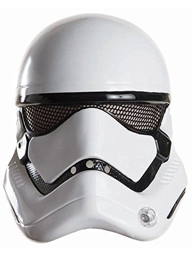 Rubies 's oficial escala 1: 2Star Wars Stormtrooper Mask–ONE SIZE