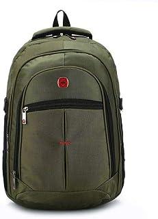 FDHFLY Waterproof Oxford Swiss Backpack Men 15 Inch Laptop Bag Sac A Dos Men Backpacks Sport Travel School Outerdoor Busin...