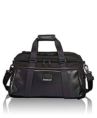 TUMI - Alpha Bravo McCoy Gym Bag - Sports Travel Duffle Bag for Men and Women - Black