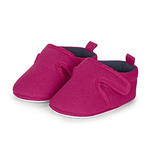 Sterntaler Mädchen Baby-Krabbelschuh Slipper, Pink (Magenta 745), 21/22 EU