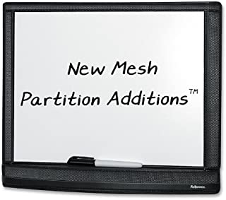 FEL7703101 - Fellowes Mesh Partition Additions Dry Erase Board