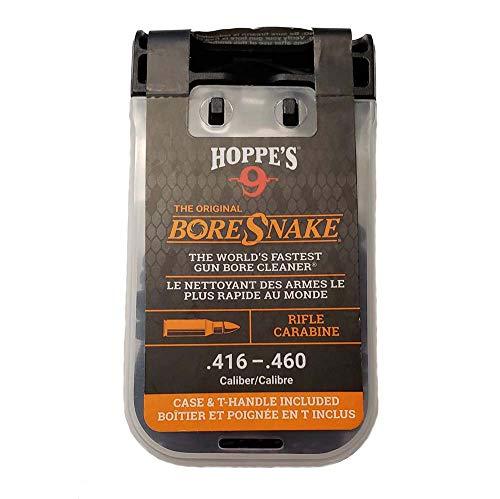 HOPPE'S Original Gewehr-BoreSnake mit Höhle, Herren, BoreSnake Den .416 - .460 Caliber Rifle, DEN, 24019D
