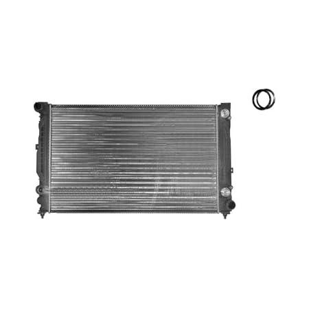 Van Wezel 06002125 Kühler Motorkühlung Auto