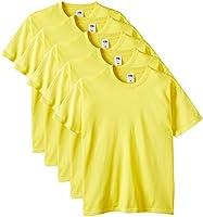 Fruit of the Loom Herren T-Shirt 5er-Pack