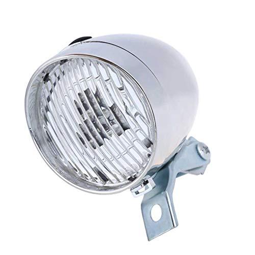 Retro Accesorios para Bicicleta luz Delantera del Soporte 3 Linterna LED Nocturna de Seguridad Ride Luz de Advertencia Regard L